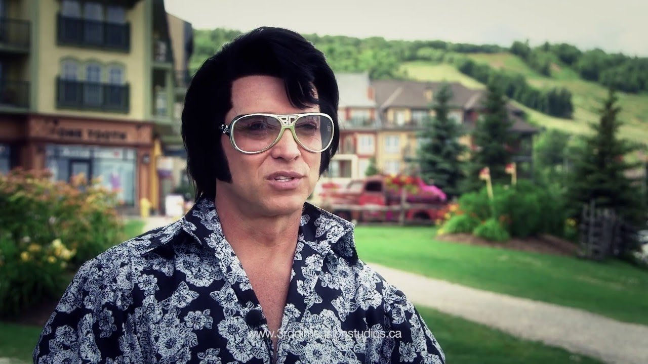 Elvis Impersonator Wig 81
