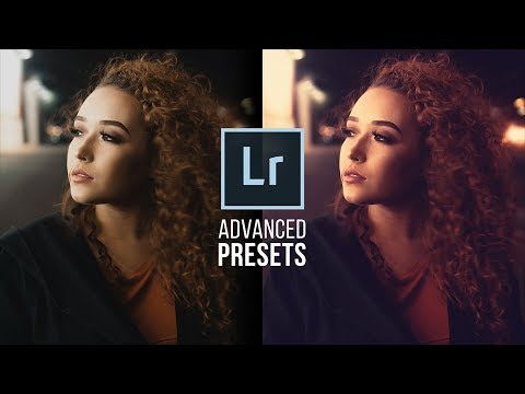 Use Advanced Photoshop Presets In Lightroom!