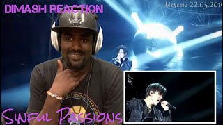Guitarist Reacts Fancam Sinful Passion - Dimash Kudaibergen Moscow REACTION.mp3