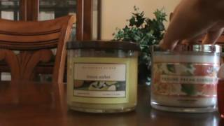 TJ Maxx and BBW Candle Haul - DW Home, Everyday Luxe