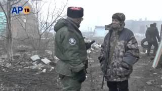 """Фронтовые дневники: Военный врач """"Багира"""" вывозит раненых из Дебальцево, новости Украины сегодня"""