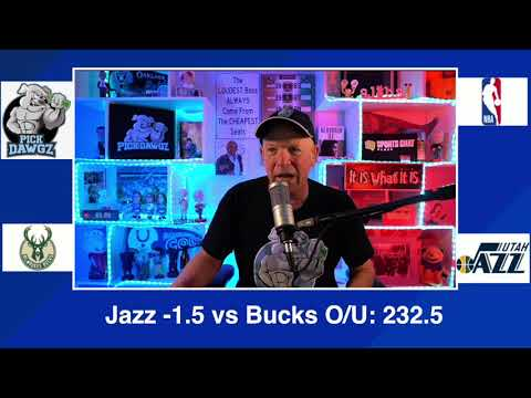 Utah Jazz vs Milwaukee Bucks 2/12/21 Free NBA Pick and Prediction NBA Betting Tips