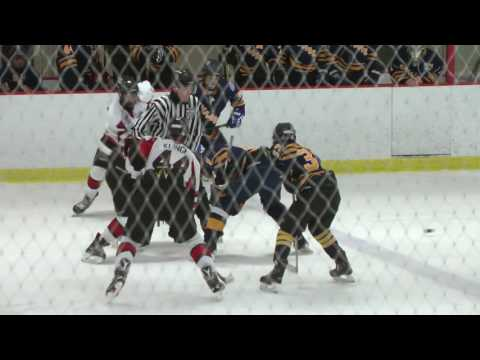 CSDHL HIGHLAND PARK FALCONS vs CYCLONES  1/21/2017