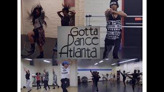 #ThatsHowIBurnItUp Gotta Dance Atlanta