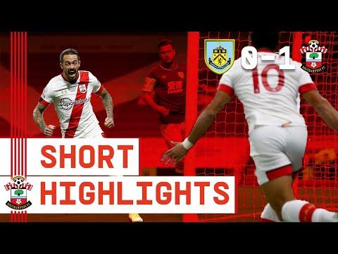 90-SECOND HIGHLIGHTS: Burnley 0-1 Southampton   Premier League