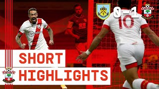 90-SECOND HIGHLIGHTS: Burnley 0-1 Southampton | Premier League