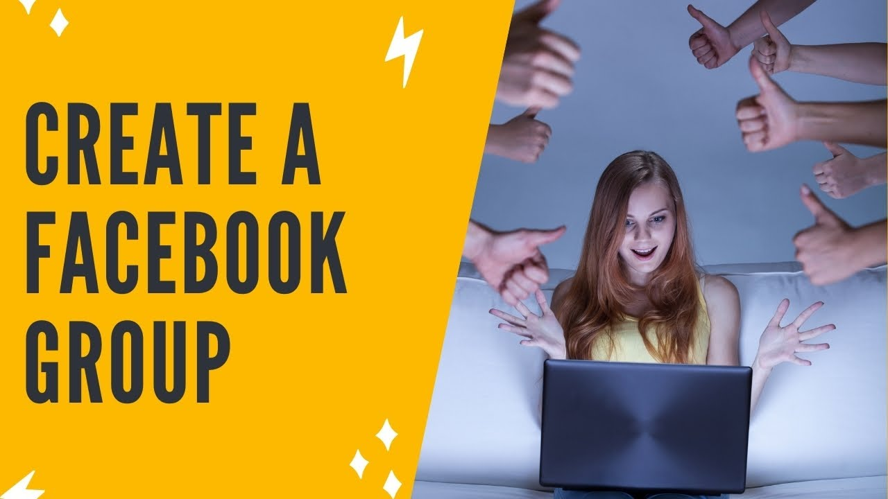 CREATE A FACEBOOK GROUP: How To Create Group In Facebook And Link It To Your Facebook Page