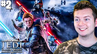 Star Wars JEDI: Upadły Zakon #02 - Planeta Jedi! | Vertez | 1440p ULTRA