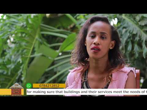ENGINEERING PROFESSION IN RWANDA (THE PROPERTY SHOW WITH BRENDA EPISODE 07)