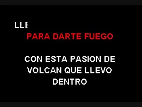 Frankie Ruiz - Para darte fuego (Karaoke completo con coros)