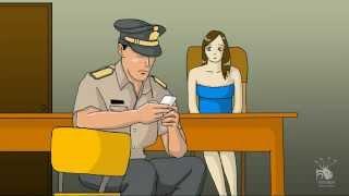 Esto no se queda así (parte 1) - Información legal sobre acoso sexual callejero