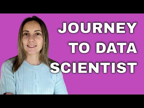 My Journey To Data Scientist