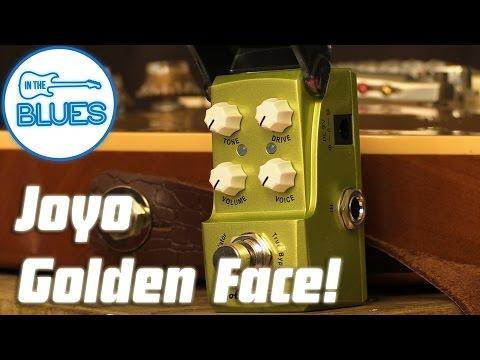 Joyo Golden Face Amp Simulation Pedal