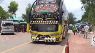 รถบัสแต่งสวยๆ-bus-thailand-ขบวนรถบัสสวยๆ