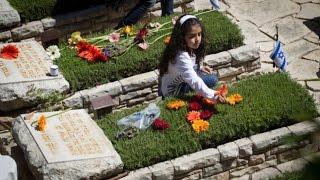 Israeli song - 'A Million Stars' (Hebrew songs sad israel air force idf sister funeral Jewish music)