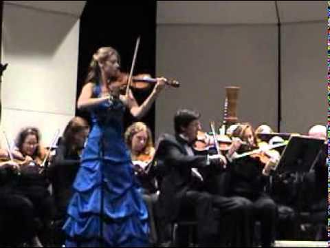 Barber - Violin Concerto - iii