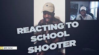 Poodieville - School shooter (Deep Storytelling Rap) Reaction
