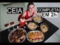 CEIA DE NATAL COMPLETA EM DUAS HORAS | RECEITAS DE NATAL | MÔNICA MEDEIROS
