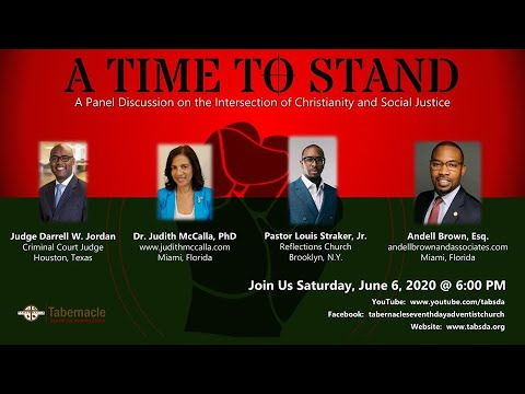 Download A Time to Stand! | The Intersection of Christianity and Social Justice | AYM Online