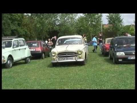 hagondange - le rêve américain 2012 ( exposition des véhicules