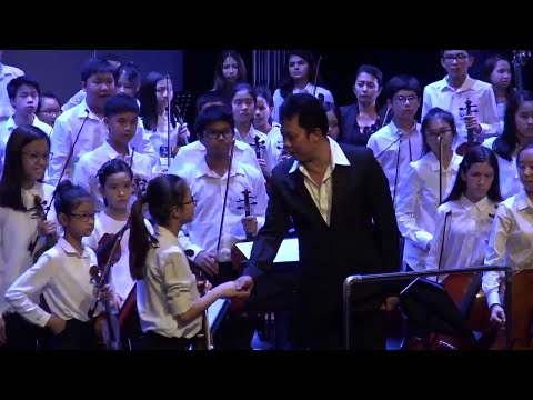 PIRATES OF THE CARIBBEAN, At World's End - All Jakarta Honor Orchestra 2017