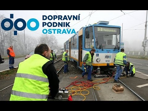 DPO Ostrava-Kompilace nehod z roku 2017