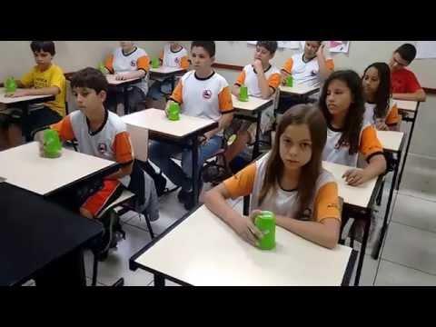Cup song   Rio 2  Você chegou  6º ano