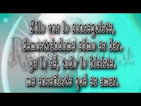 Rata Blanca - Sin Tu Amor Nada Existe / Con Letra