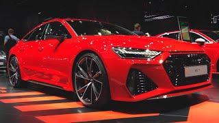 ЧТО НЕ ТАК С НОВЫМИ RS6 RS7?! 600 л.с. противники BMW M5 и Mercedes-AMG E 63 S от Audi. НАКОНЕЦ ТО