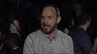 YouTube Live at E3 2016 - Batman: Arkham VR Developer Interview
