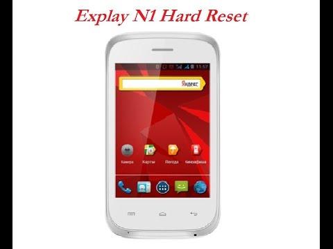 Explay N1 Hard