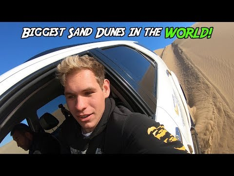 Extreme 4x4 Driving in Namibia's Largest Desert! - | Explori
