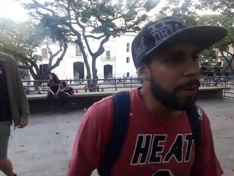 E.T.P - Audicion (Indriago) K.O Internacional Venezuela