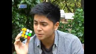Can Miguel Tanfelix solve a Rubik's cube in 30 seconds? | AHA!