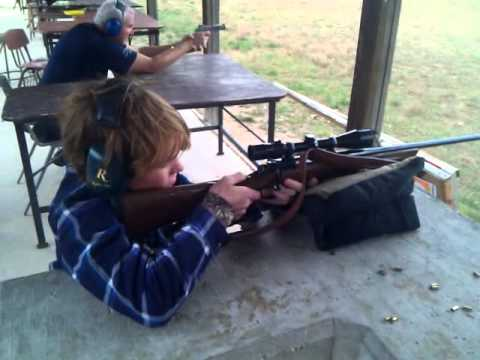 7mm Rifle Recoil