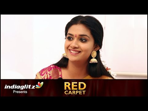 In Laws Family & Mother Make Me Stay Away from Glamour : Keerthi Suresh Interview | Rajini Murugan