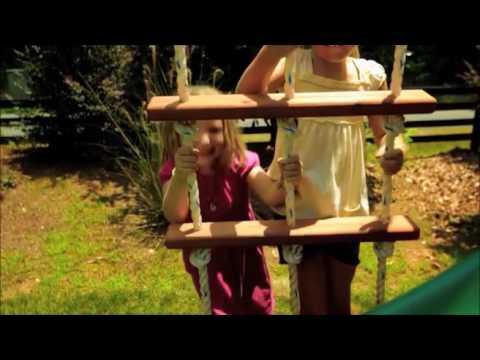 Детские игровые площадки для улицы и дачи PlayNation (USA)