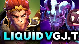 LIQUID vs VGJ.T - #TI8 OUTCLASSED! - THE INTERNATIONAL 2018 DOTA 2