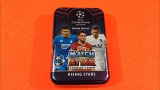 TIN BOX Match Attax Champions League 2018-19 RISING STARS