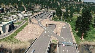 Utrudnienia dla kierowców - Cities: Skylines S08E12