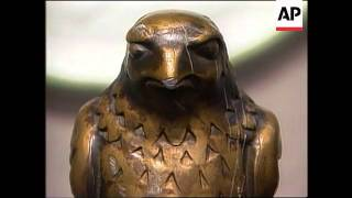 Usa - Maltese Falcon Sold