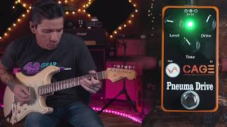 CAGE Pneuma Drive | Countdown Audio Guitar Effects