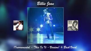 Michael Jackson - Billie Jean (Instrumental - Smooth Criminals - Version)