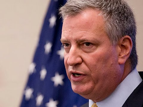 Mayor: 'Very Emotional Day' for New York