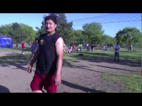 Ecuaman visito parque de   Soundview Bronx New York