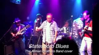 Statesboro Blues, The Allman Brothers Band Sweet Soul played States...