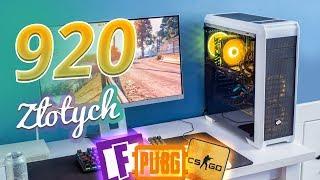 Komputer gamingowy za 690+230 = 920ZŁ!!!