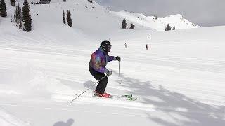 George Jedenoff - 97 Year Old Utah Skier