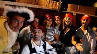 WEA - I Pirati dei Caraibi Pool Party - Camping dei Fiori - Pietra Ligure (SV)