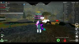 VIW CODES ON WOLVES LIFE 3|roblox|unicorn blox